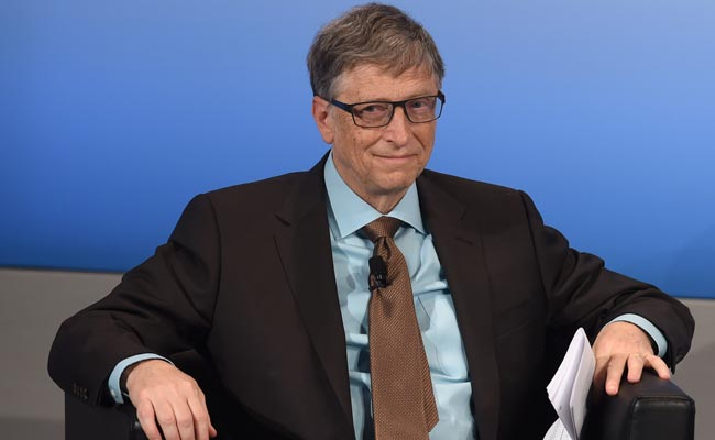 Bill Gates Tops Forbes List Of World's Richest; Donald Trump Slips