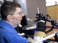 New Technology Allows Paralyzed Man To Move Arm By Thinking About It