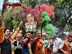 Assembly Election Results 2017 - Modi Super-Wave Brings Saffron Holi For Uttar Pradesh: 10 Points