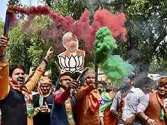 'सूखे' बुंदेलखंड में खिला कमल, सभी 19 सीटें जीत बीजेपी ने रचा इतिहास