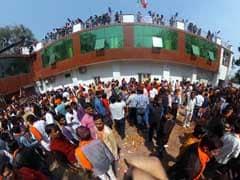 अमेरिका में मोदी समर्थकों ने मनाया उत्तर प्रदेश चुनाव में विजय का जश्न