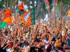 With First Gujarat List, BJP Declares Seats It Is Certain Of Winning