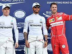 Lewis Hamilton on Pole For Australian GP With Record Lap