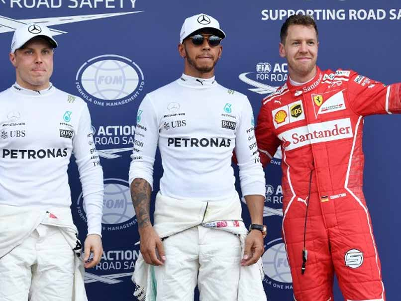Rivals Lewis Hamilton, Sebastian Vettel United Over Halo Effect