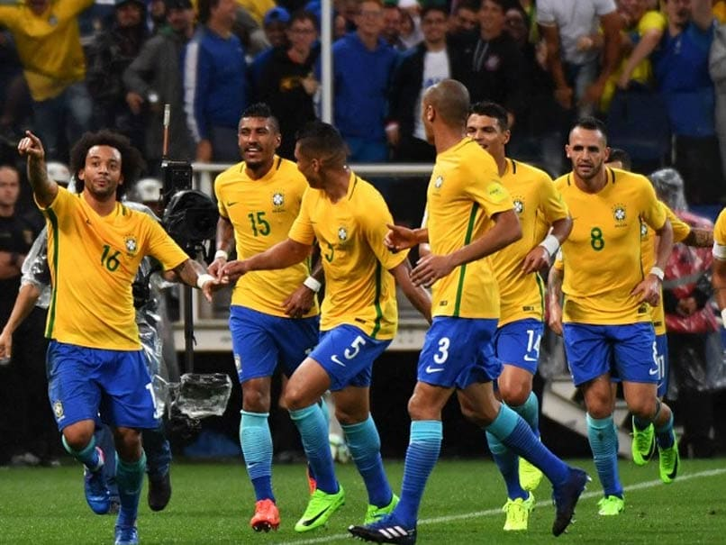 Brazil Book 2018 FIFA World Cup Berth, Argentina Tumble