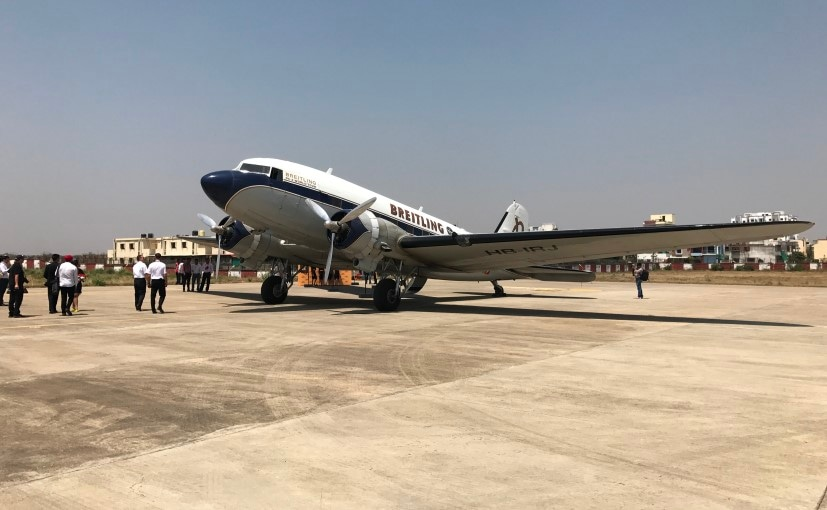 Flying In A 77 Year Old Douglas DC-3 Aircraft