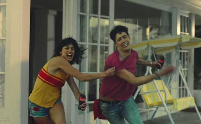 Viral Ad Shows Brother And Sister Both Fighting Over Pool Boy
