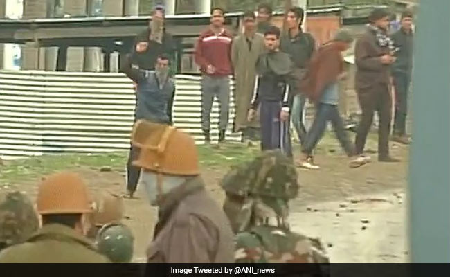 Firing At Stone-Throwing Mob Near Budgam Encounter Site Kills 3 Civilians