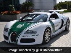 407 किमी प्रति घंटा की रफ्तार : दुबई में है दुनिया की सबसे तेज़ पुलिस कार