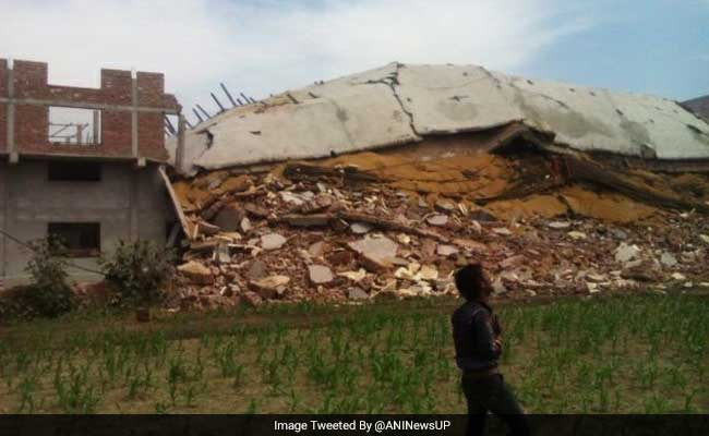 6 Dead After Cold Storage Collapses In Kanpur, 9 Still Trapped
