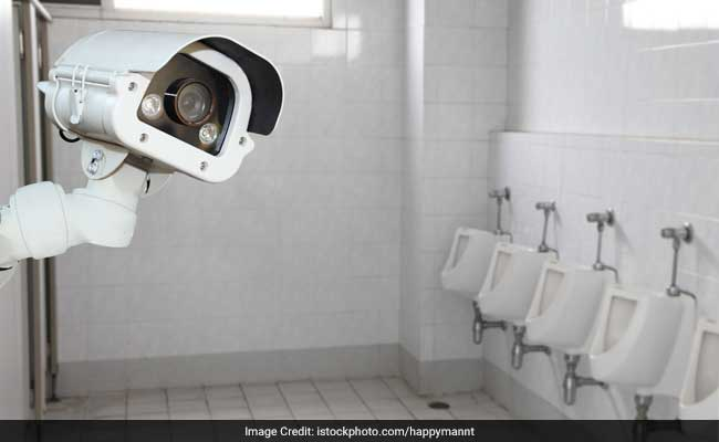 Toilets in China install cameras to stop toilet paper theft