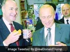 Schumer And Putin Shared Doughnuts 14 Years Ago And Trump Wants An Investigation