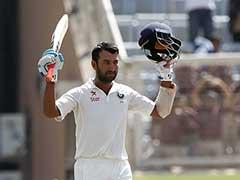 Cheteshwar Pujara Takes India Closer To Australia's Total