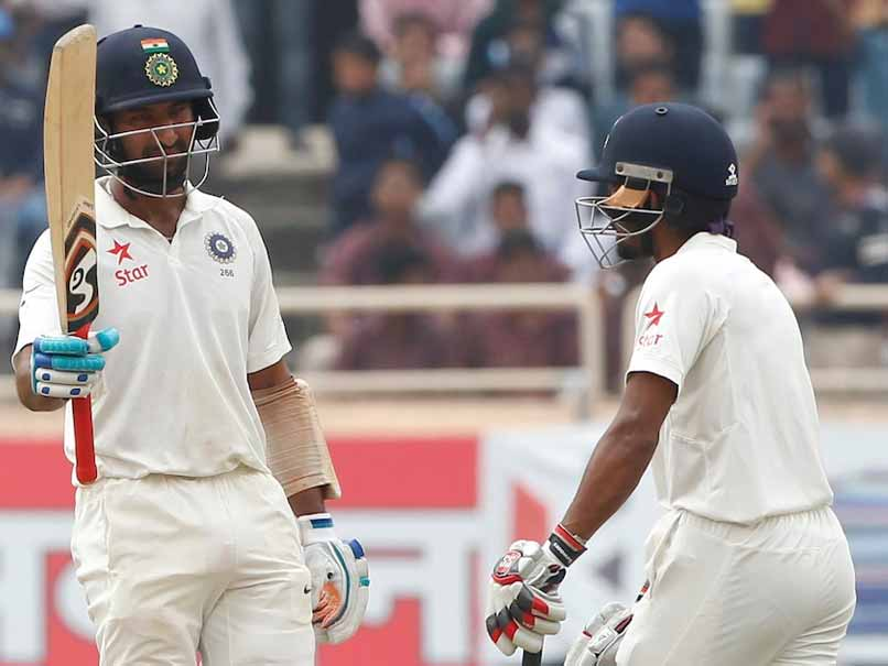 Cheteshwar Pujara Scores Path-Breaking 202 vs Australia