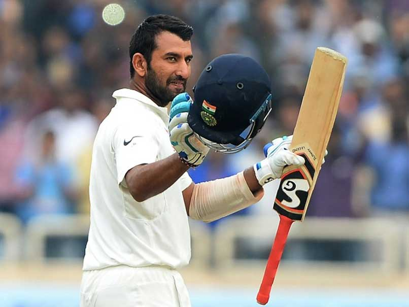 Cheteshwar Pujara Slams Century On His Home Debut For Nottinghamshire