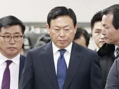 South Korea's Lotte Family Owners Go On Trial For Graft