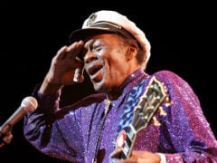 Chuck Berry, Rock And Roll Legend, Dead At 90