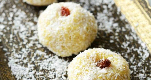 coconut til laddoo