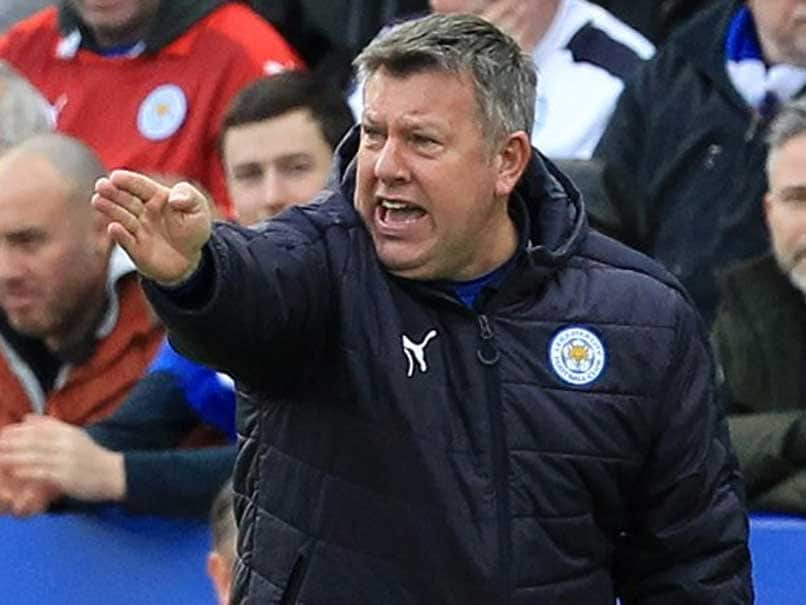 Craig Shakespeare Manager of Leicester City Until End of Season