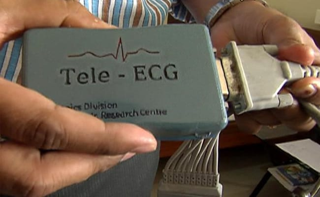 Indian Scientists Develop Credit-Card Sized ECG Machine, Costs Rs 4,000