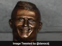 'Bust' Of All Jokes: Bizarre Cristiano Ronaldo Statue Mocked On Twitter