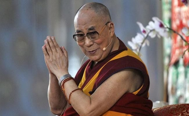 China Angered As Dalai Lama Shares Stage With Indian Officials