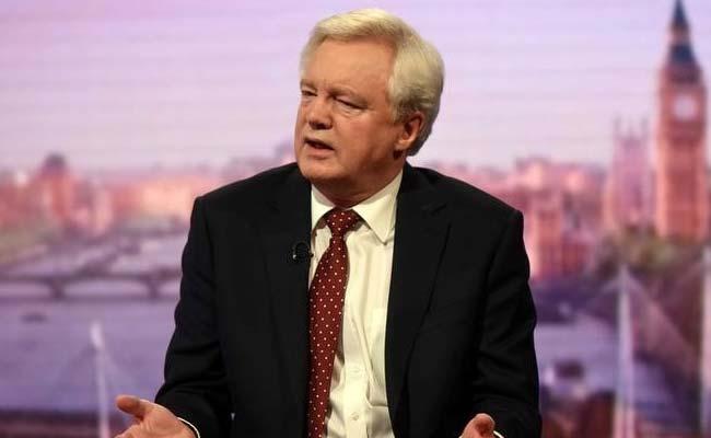 Britain Has A Brexit Backup Plan If Talks Fail, Says Minister David Davis