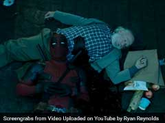 Deadpool 2: Ryan Reynolds Mocks Superman, Logan In Hilarious Teaser