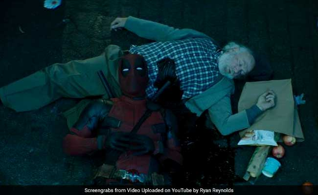 Deadpool 2: Ryan Reynolds Mocks Superman, Logan In ... Ryan Reynolds Movies