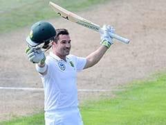 NZvsSA डुनेडिन टेस्ट : डीन एल्गर का शतक, दक्षिण अफ्रीकी टीम 308 पर सिमटी, कप्तान विलियम्सन ने न्यूजीलैंड को संभाला