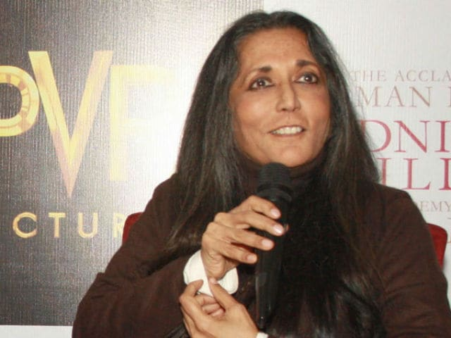 Filmmaker Deepa Mehta Says She Works With The Stars Only If They 'Fit' The Role