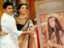 Dear Deepika Padukone, Kapil Sharma Has A Special Message For You