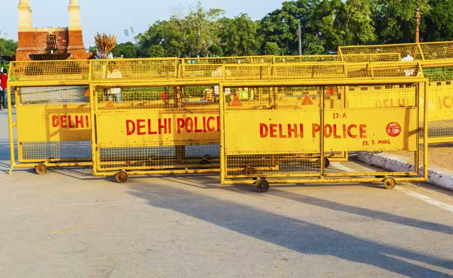 Delhi Police's Performance Comparable To Their UK, US Counterparts: Centre