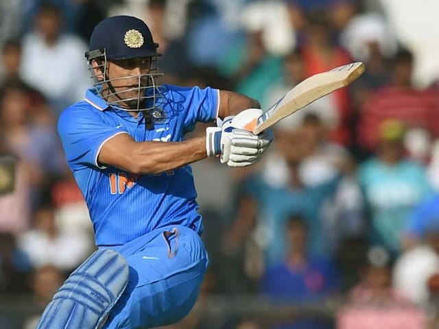 MS Dhonis Fate To Be Decided During Champions Trophy