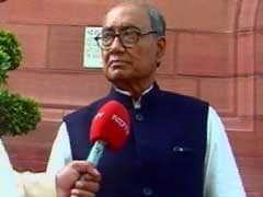 Digvijaya Singh Apologises After Posting Misleading Video Of Ravish Kumar