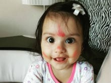 Dimpy Ganguly's Holi Post With Daughter Is Cuteness Overload