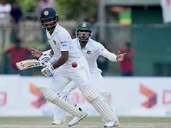 2nd Test: Bangladesh On Top But Sri Lanka Hang On