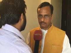 यूपी के डिप्टी सीएम दिनेश शर्मा का बयान- जब श्री राम जी चाहेंगे, तब अयोध्या में मंदिर का निर्माण हो जाएगा