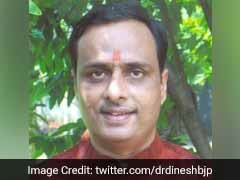 Dinesh Sharma, The New Affable Deputy Chief Minister Of Uttar Pradesh
