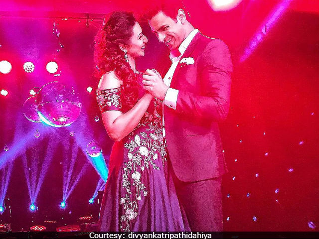 Nach Baliye 8: Divyanka Tripathi Is All Set To Do 'Romance Wala Dance' With Vivek Dahiya