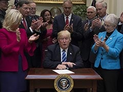 Donald Trump Poised To Roll Back Climate Protections