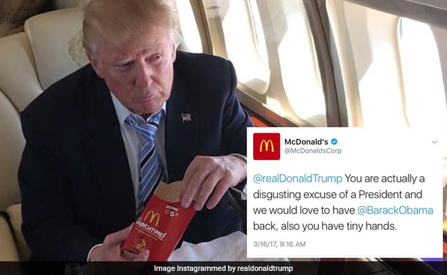 A McDonald's Twitter Account Insulted Trump, And Now It Is Content: A Step-By-Step Guide