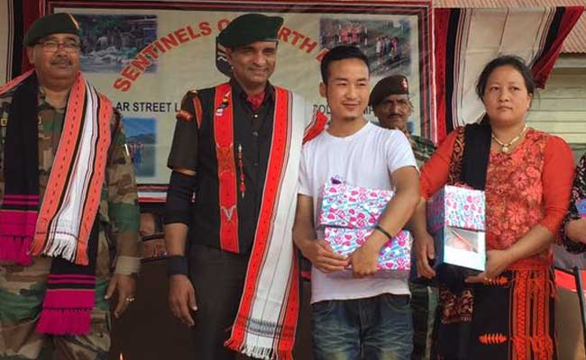 Injured Soldier Saved Lives In Manipur Village. 22 Years On, His Gift - Light