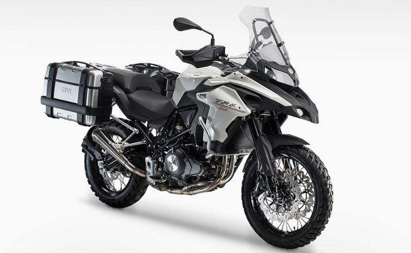 The Benelli TRK 502 is all set to be launched on February 18, 2019