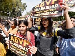 Ramjas Row: ABVP Suspends 2 Members Arrested For Attacking DU Students After Protest March
