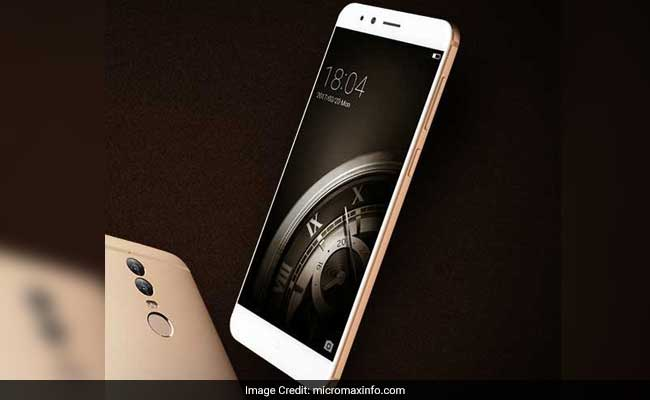 Micromax is rolling out Bajaj Finance's EMI scheme for the Dual 5 smartphones.
