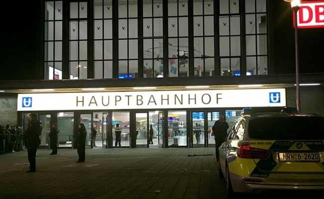 Axe Attacker Held After Injuring 7 At German Station