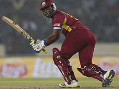 Dwayne Smith Smashes T20 Century Off Just 31 Balls