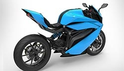 Emflux Builds India's First Electric Superbike