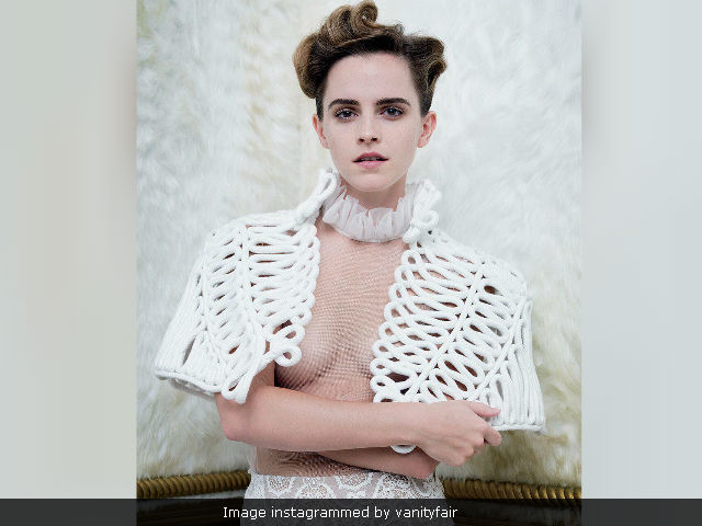 Emma Watson Responds To 'Attention Seeking Hypocrite' Accusation After Vanity Fair Pic